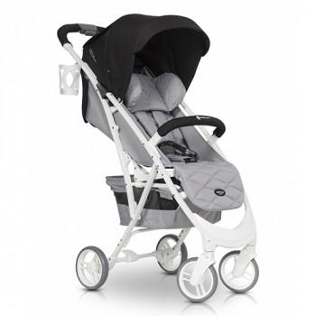 Коляска Euro-Cart Volt Pro anthracite, черный