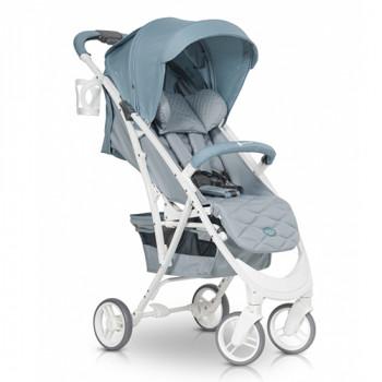 Коляска Euro-Cart Volt Pro niagara, голубой