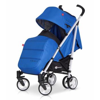 Коляска Euro-Cart Mori sapphire, синий