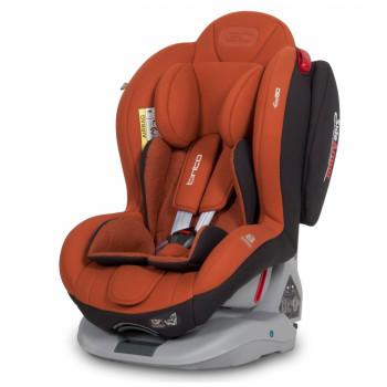 Автокресло EasyGo Tinto 0-25 9024-EGT-18, copper, оранжевый