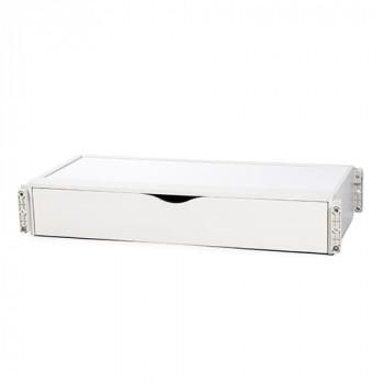 Короб ММ продольный с ящиком (г.. 12) 40.41.1.06, белый, белый