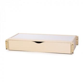 Короб ММ продольный с ящиком (г.. 12) 40.41.1.04, слоновая кость, бежевый