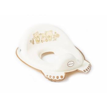 Накладка на унитаз Tega MS-016 Мишка лапки MS-016-118, white, белый