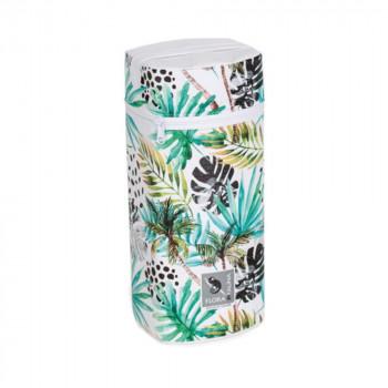 Термоупаковка Cebababy Jumbo Flora & Fauna W-005-099-576, Palmas, белый / зеленый