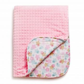 Плед Twins Trip 104x80 1408-TT-08 pink, розовый