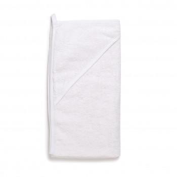 Полотенце Twins Aqua 100x100 1500-TA-01 white, белый