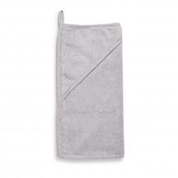Полотенце Twins Aqua 100x100 1500-TA-10 grey, серый