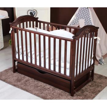 Кровать Twins iLove L100-L-07 орех, коричневый