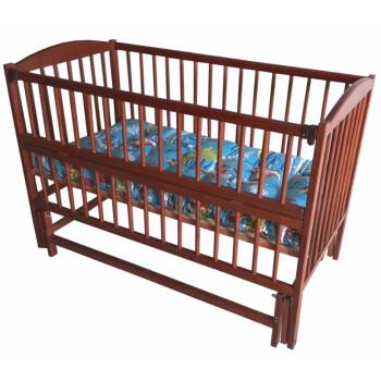 Кровать Дубок Радуга / без ящика ток, оранжевый