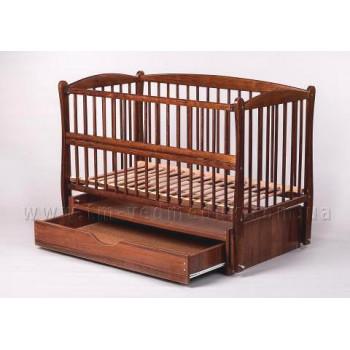 Кровать Дубок Элит 2 ток, оранжевый