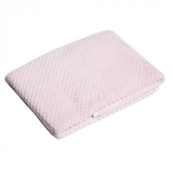 Плед Twins жаккард 104x80 1406-TG-08 pink, розовый