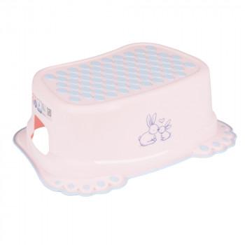 Подножка Tega KR-006 Кролики KR-006-104, pink, светло розовый