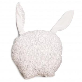 Бампер - подушка Twins Кролик 7099-DR-01, white, белый