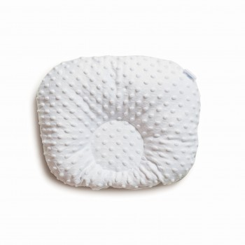 Подушка ортопедическая Twins Minky 1302-MO-01 white, белый