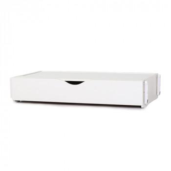Короб маятникового механизма поперечный с ящиком 40.2.1.06, белый, белый