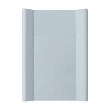 Пеленальная доска Cebababy 50x70 Caro W-200-079-269, Steel, серый
