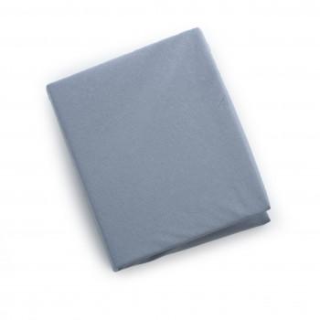Простыня на резинке Twins 100x75 бязь 6011-PT75-10, grey, серый