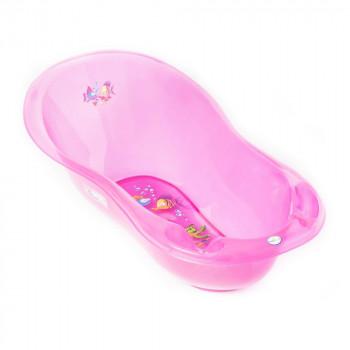 Ванная Tega AQ-004 Аква 86 см термометр AQ-004-117, pink, розовый
