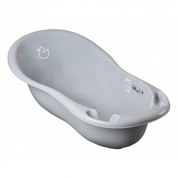 Ванная Tega DK-005 Уточка 102 см DK-005-122, grey, светло серый